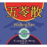 Wu Ling San 350mg 60 cápsulas Panizza