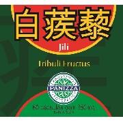 Ji Li 350mg - Tribuli Fructus 350mg 60 cápsulas - TRIBULUS EM CÁPSULAS - Panizza