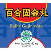 Baihe Gu Jin Wan 350mg 60 cápsulas - Panizza