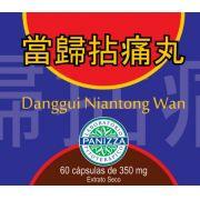 Dang Gui Nian Tong Wan 350mg - 60 cápsulas - Panizza