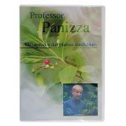 O SEGREDO DAS PLANTAS MEDICINAIS - Dr. Professor Sylvio Panizza - DVD