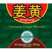 JIANG HUANG (Curcumae Longae) 350mg 60 cápsulas Panizza