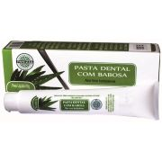 PASTA DENTAL COM BABOSA (Aloe Vera barbadensis) 60G - PANIZZA
