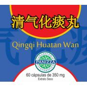 QING QI HUA TAN WAN 350mg 60 cápsulas - Panizza