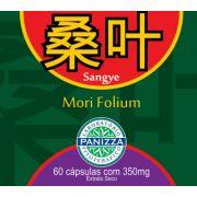 Sangye - Mori Folium 350mg - 60 Cápsulas - AMOREIRA EM CÁPSULAS - Panizza