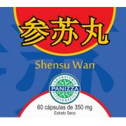 Shen Su Wan 350mg 60 cápsulas - Panizza