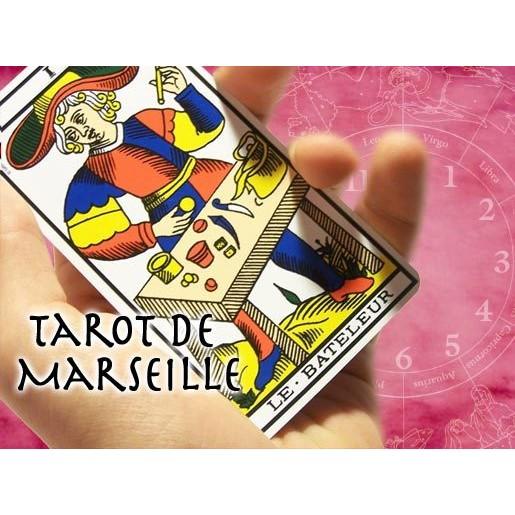 Tarô de Marseille (importado)