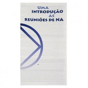UMA INTRODUCAO AS REUNIOES DE NA (NOVO) PB-3129