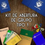 KIT DE ABERTURA DE GRUPO TIPO 1  BR-0001