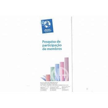 PESQUISA DE PARTICIPACAO DE MEMBROS ZPRPB-1001