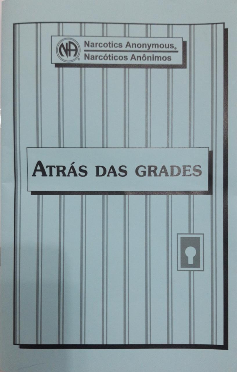 ATRÁS DAS GRADES PB-1601