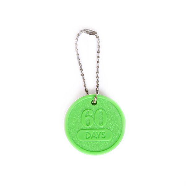 CHIPS GREEN 60 DAYS EN-4202