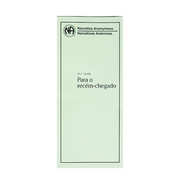 PARA O RECEM CHEGADO PB-3116