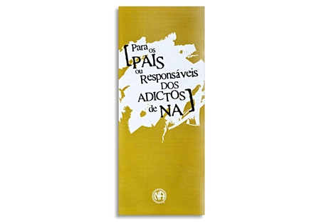 PARA PAIS OU RESPONSAVEIS DOS ADICTOS DE NA BR-3127
