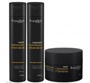 Acquaflora Hidratação Intensiva Shampoo+Condicionador 300ml+Mascara 250ml