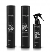 Acquaflora Pos-Progressiva Shampoo+Cond 300ml+Fluido Nanorreparador 120ml