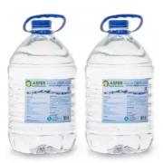 Água Destilada Asfer  5L  - 2 unidades