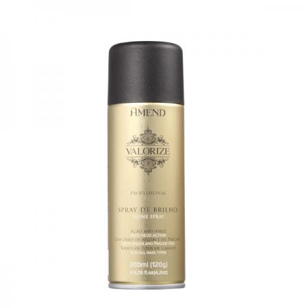 Amend Valorize Hair Spray Brilho Antifrizz 200ml