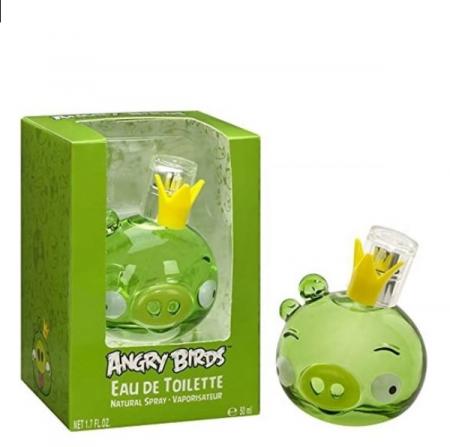 Angry Birds King Pig Air-Val International - 50ml