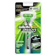 Aparelho de Barbear Gillette Mach3 Sensitive