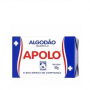 Apolo Algodão Multiuso Caixa 50g