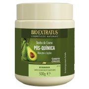 Banho De Creme Bio Extratus Pós-Química 500g