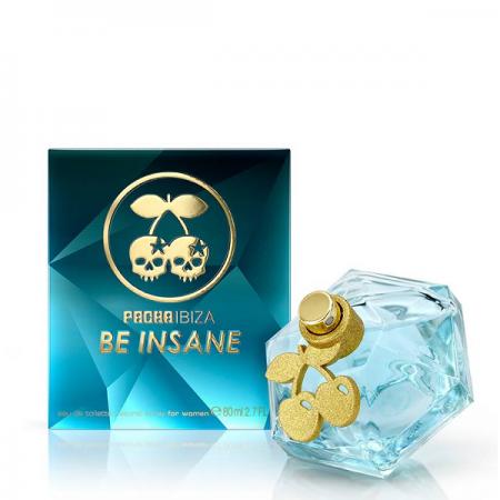 Be Insane Pacha Ibiza Eau de Toilette - Perfume Feminino 80ml