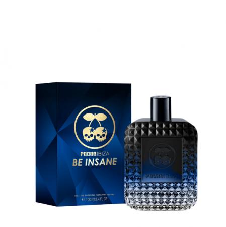 Be Insane Pacha Ibiza Eau de Toilette - Perfume Masculino  100ml