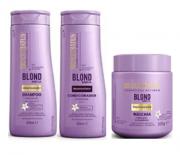 Bio Extratus Blond Bioreflex kit sh + cond + masc 500g