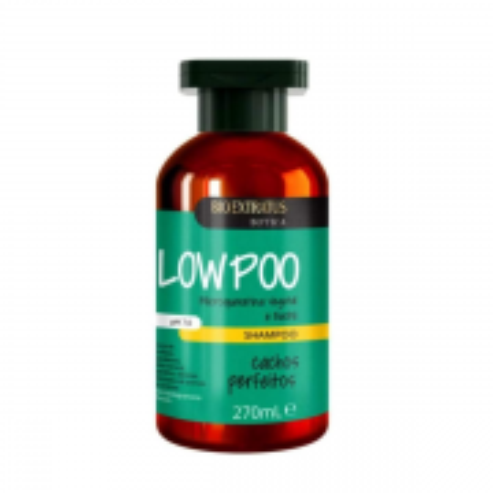 Bio Extratus Botica Cachos Perfeitos Low Poo Shampoo 270ml