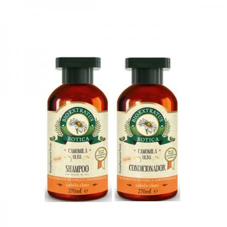 Bio Extratus Botica Camomila Shampoo+Condicionador 270ml