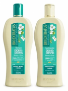 Bio Extratus Cachos & Crespos kit de shampoo + condicionador 500ml