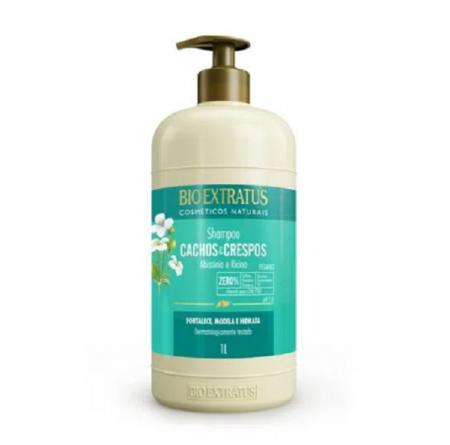 Bio Extratus Cachos E Crespos Shampoo 1Kg