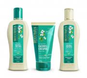 Bio Extratus Cachos E Crespos Shampoo+Condicionado 250ml+Finalizador 150ml