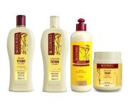 Bio Extratus Tutano Quad (Shampoo+Cond+mascara+Ativador Cachos 500g)