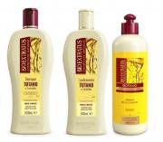 Bio Extratus Tutano Trio (Shampoo+Cond+Ativador Cachos 500g)