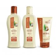 Bio Extratus Umectante Óleo de Coco (Shampoo+Condicionador 250g+Finalizador 150g)