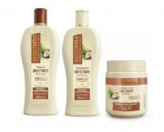 Bio Extratus Umectante Óleo de Coco (Shampoo+Condicionador+Banho de Creme 500g)
