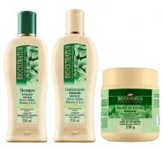 Bio Extratus Jaborandi Trio (Shampoo + Cond + Mascara 250g)