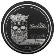 Black Fix Soft Pomada Modeladora Black 150g