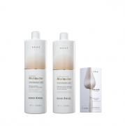 Brae Bond Angel Matizador pH Shampoo+Acidificante 1L+Plex Efect 100ml
