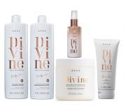 Brae Divine kit completo com 5 produtos