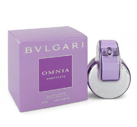 Bvlgari Omnia Amethyste Perfume Feminino 40ml