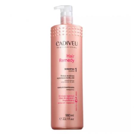 Cadiveu Professional Hair Remedy - Shampoo 980ml