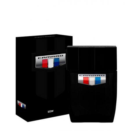 Camaro Black - Perfume Masculino 100ml