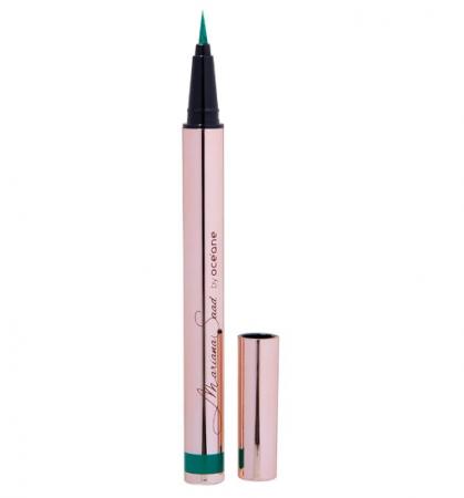 Caneta Delineadora Mariana Saad by Océane - Eyeliner Pen Real Green