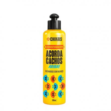 Chikas Acorda Cachos - Condicionador 300ml