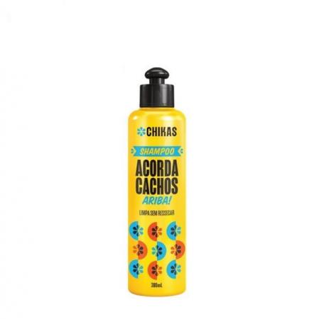 Chikas Acorda Cachos - Shampoo 300ml
