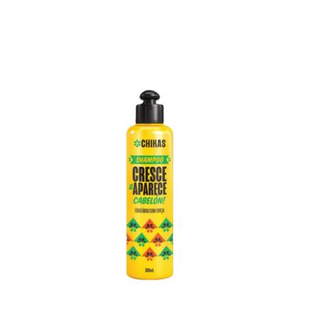 Chikas Cresce e Aparece - Shampoo 300ml