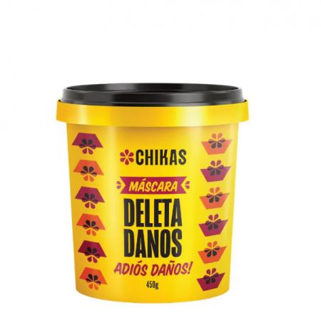 Chikas Deleta Danos - Mascara 450g
